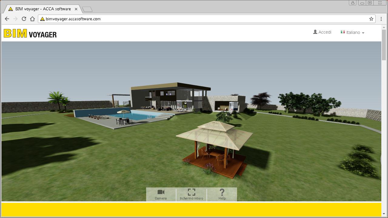Discover ACCA's online BIM Model viewer! - BIM VOYAGER